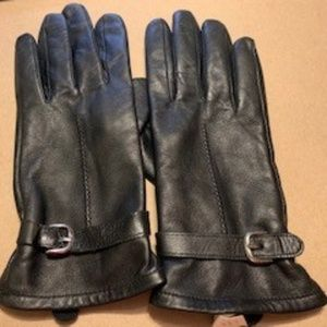 Merona Leather Gloves